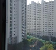 대구 동구 퀸덤아파트 방충망시공 스텐메쉬 교체